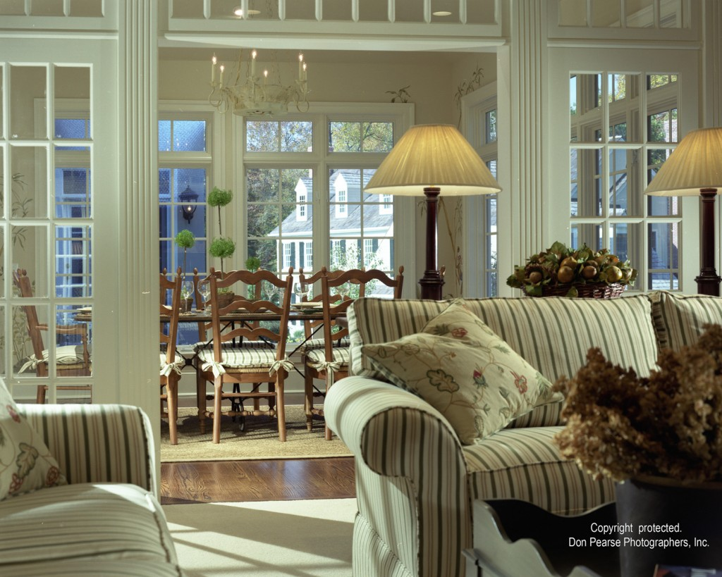 Family room photos for Morning room designs